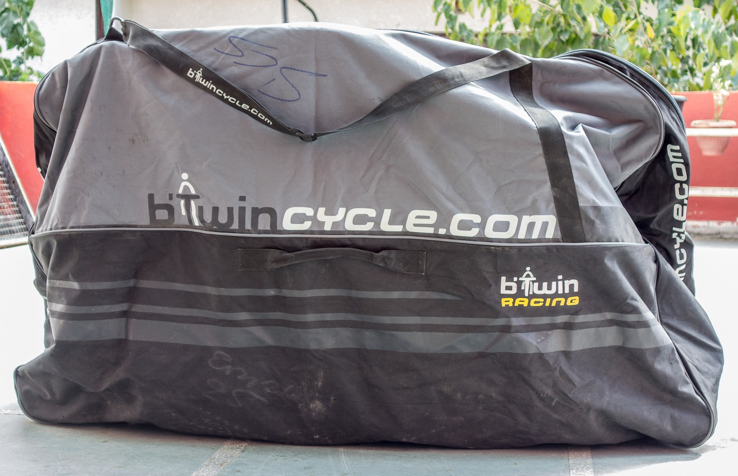 B'Twin Bike Transport Bag Review