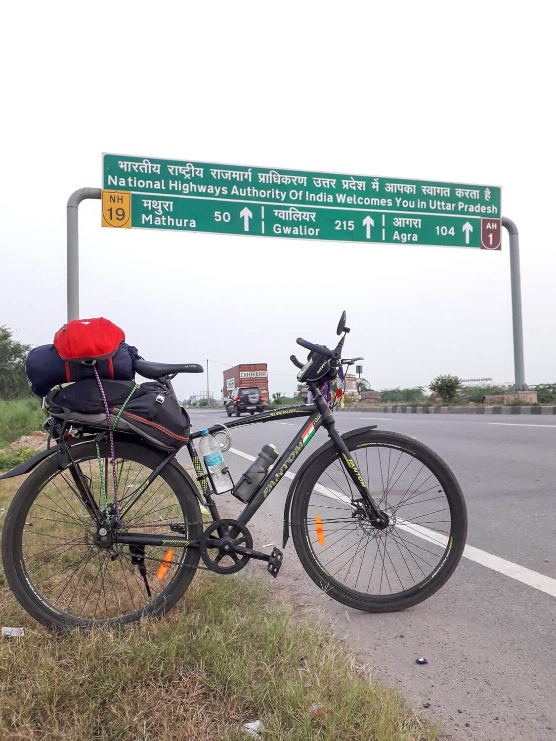 Cycling from Jammu to Kanyakumari