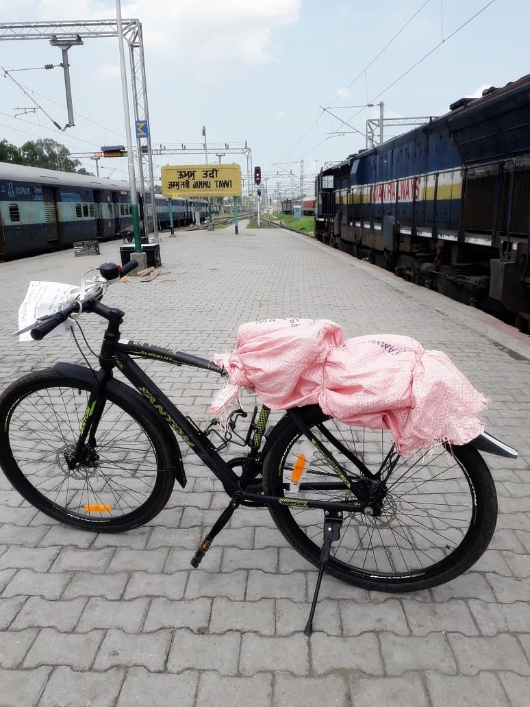 Transporting your cycle in India by railways
