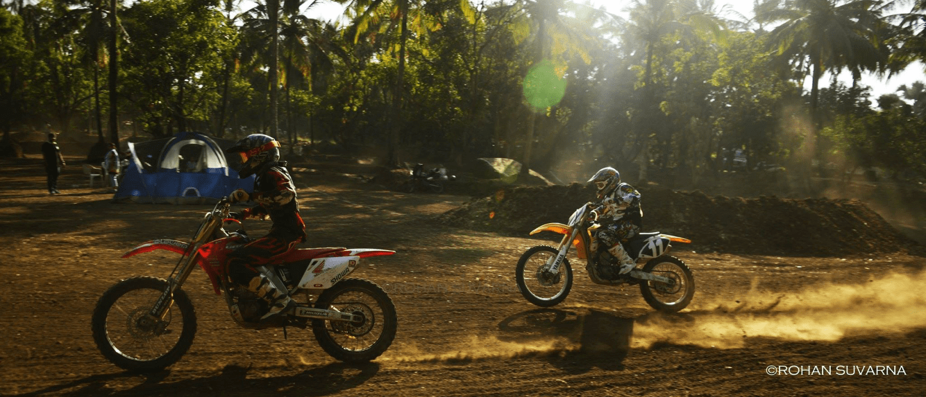 Motocross with Slade Gomes