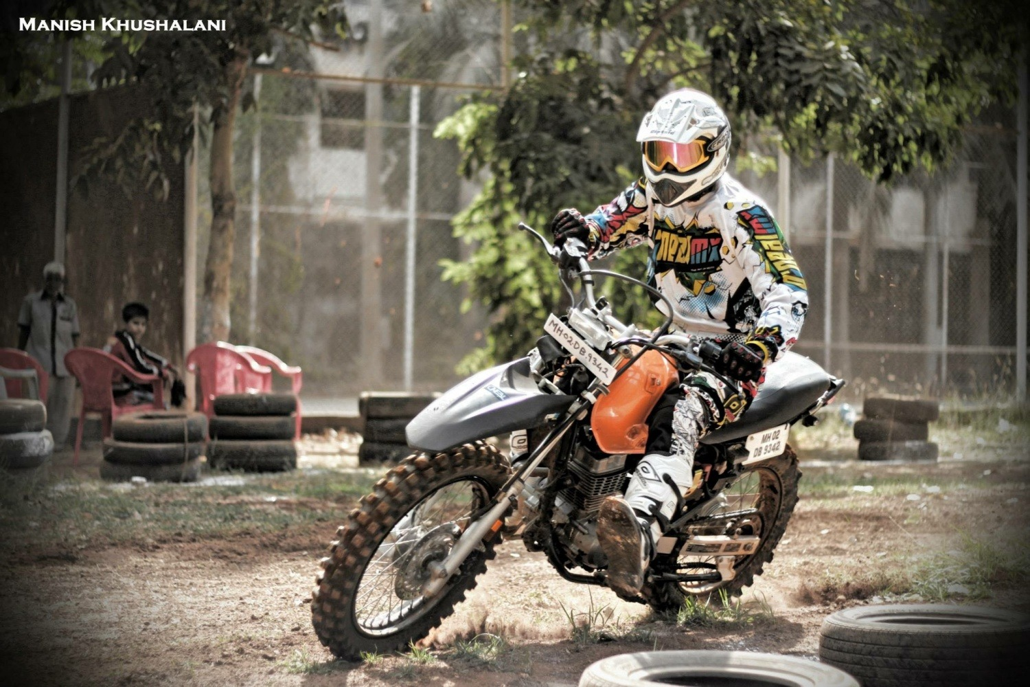MX with Slade Gomes
