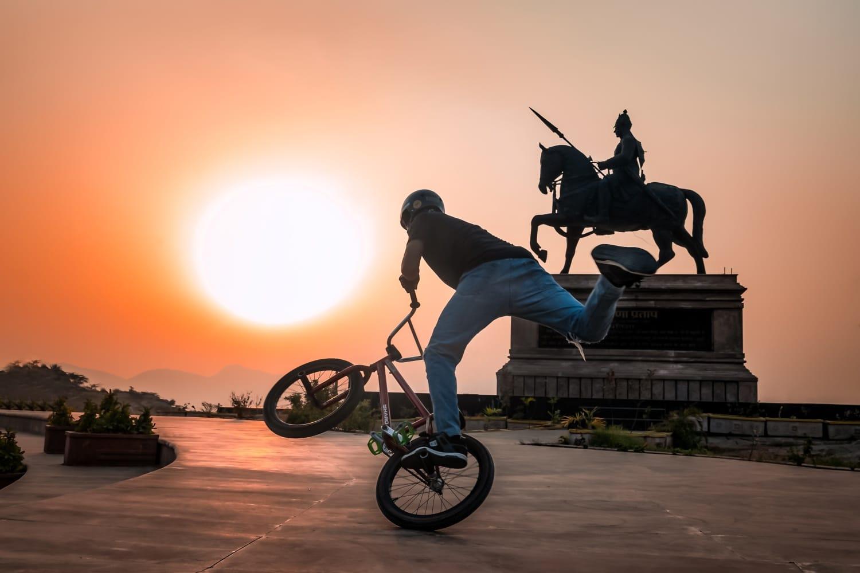 Maharana Pratap Monument Pushkar Ajmer