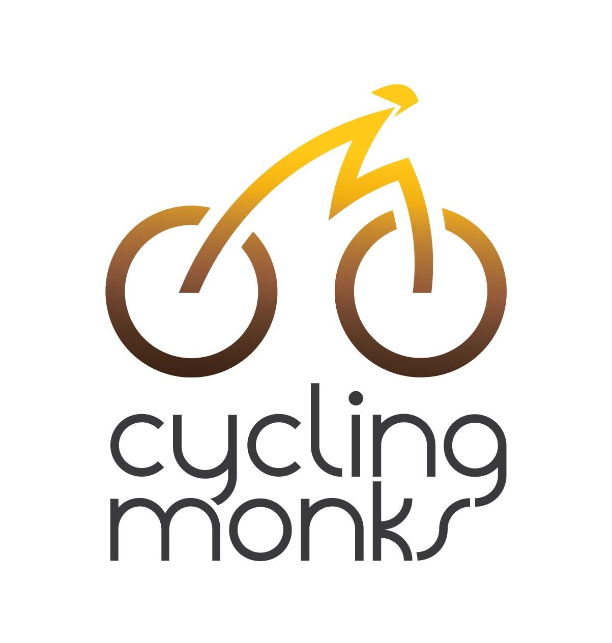 Cycling Monks Logo