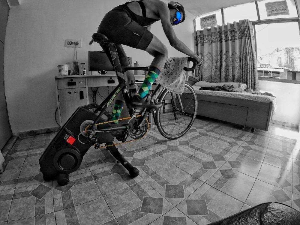 Ashley indoor training in Ahmedabad