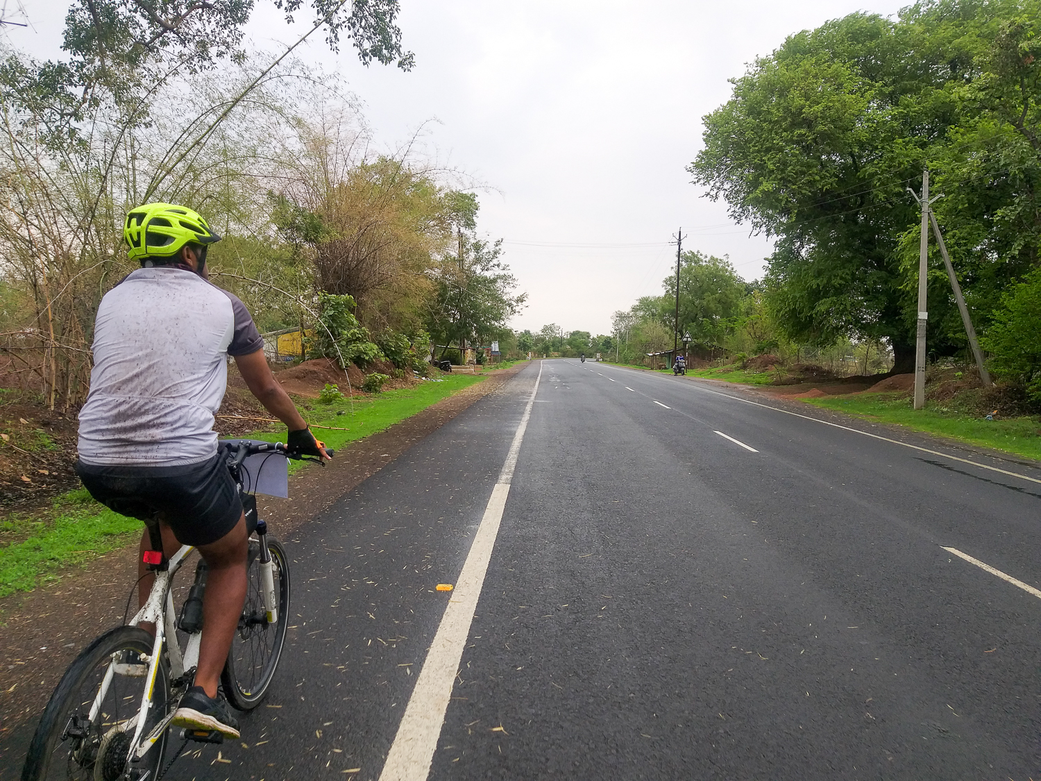 Cycling in Central India