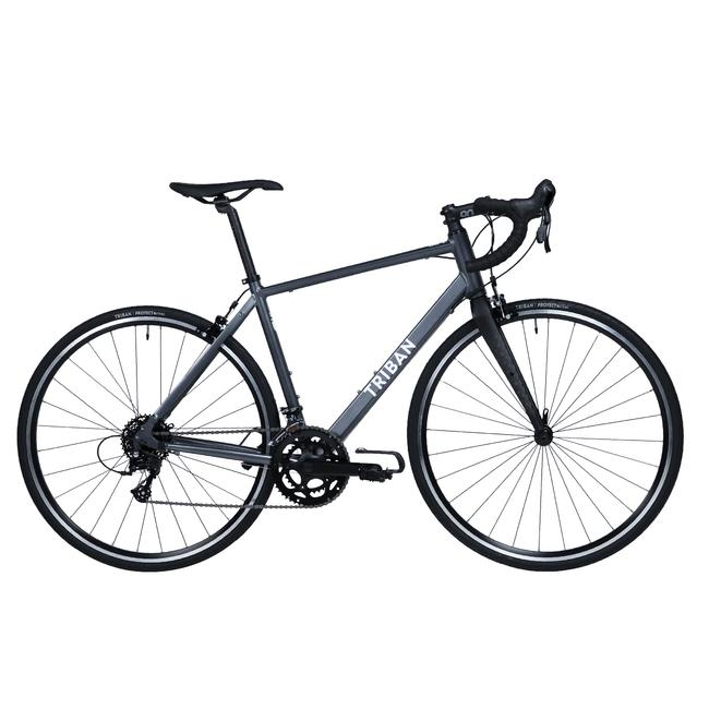 Triban RC 120. Best road bike under 35000 in India.