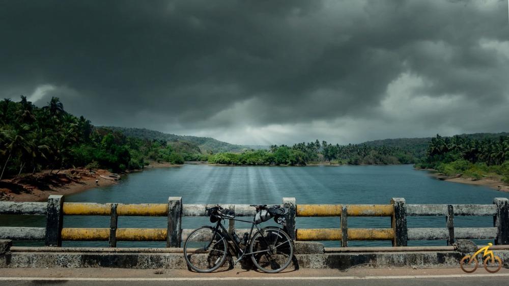 Cycling from Mumbai to Goa