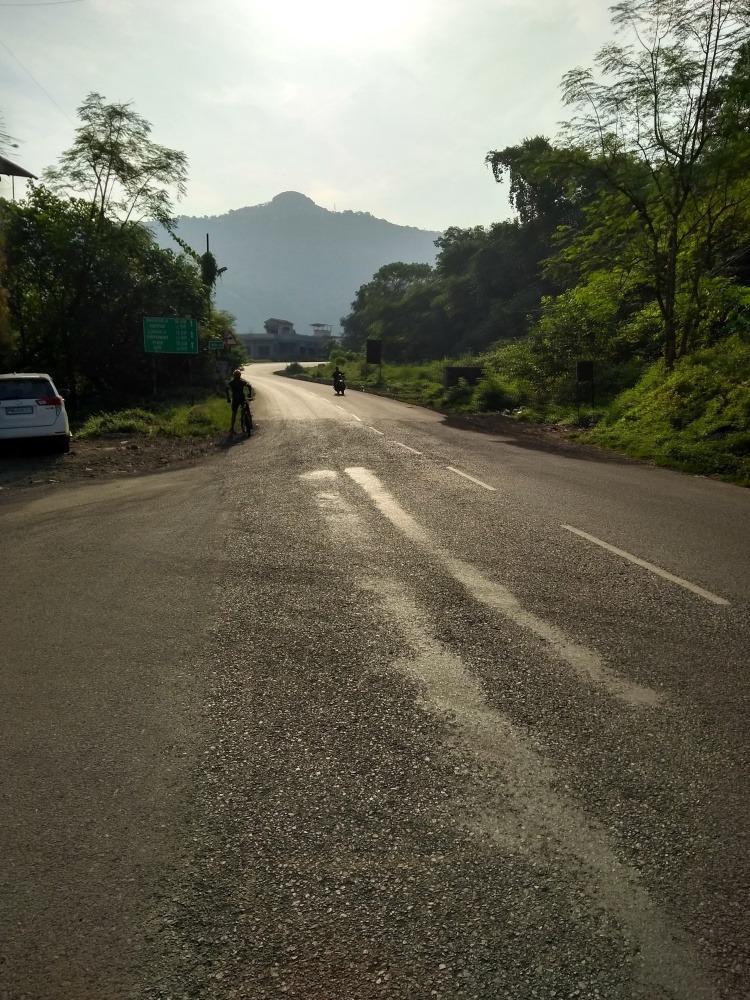 cycling routes Mumbai Lonavala