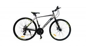 Fantom Runner hybrid cycle