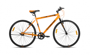 best hybrid cycle in India: Firefox Bad Attitude 7