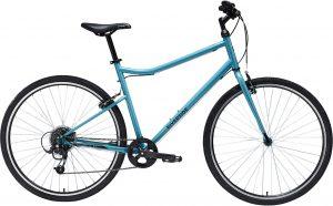 best hybrid cycle in India: Riverside 120
