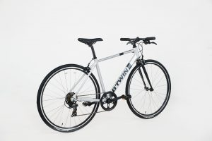 best hybrid cycle in India: Triban 100