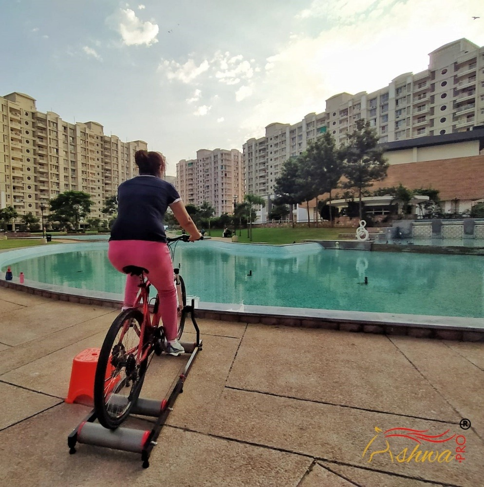 Outdoor cycling gyms by Ashwa Pro in Rajasthan