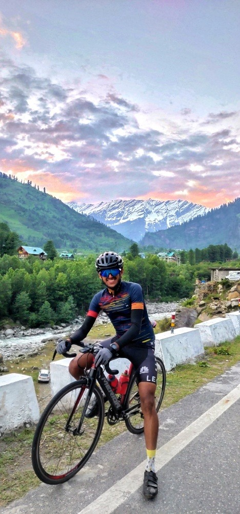 Altitude Training in Manali with Ashley Moras